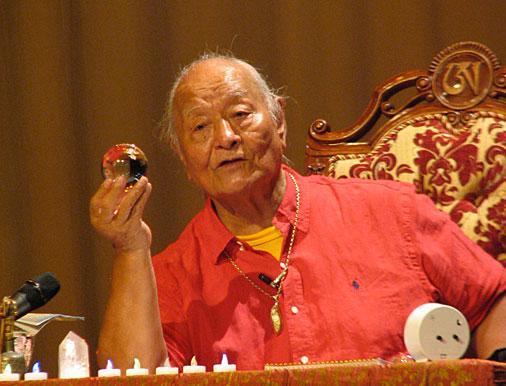 Chogyal Namkhai Norbu Rinpoche