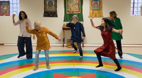 Danze Khaita ogni martedì @Le filosofie del corpo, via Nino Bixio, 15